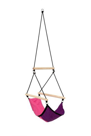 Hamaca-silla para Niños Swinger Pink