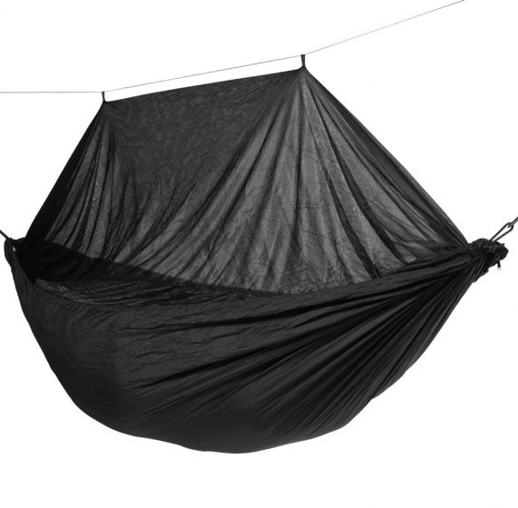 Hamaca Outdoor Individual Mosquito Black