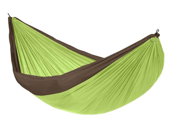 Hamaca Outdoor Doble Travel Lime