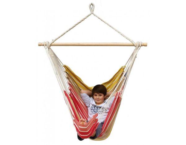 Hamaca-silla Individual Tropical Earth Lounge