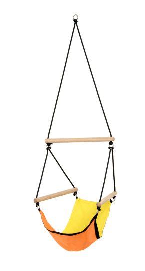 Hamaca-silla para Niños Swinger Yellow
