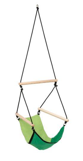 Hamaca-silla para Niños Swinger Green