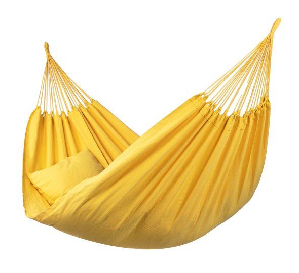 Hamaca Doble Organic Yellow