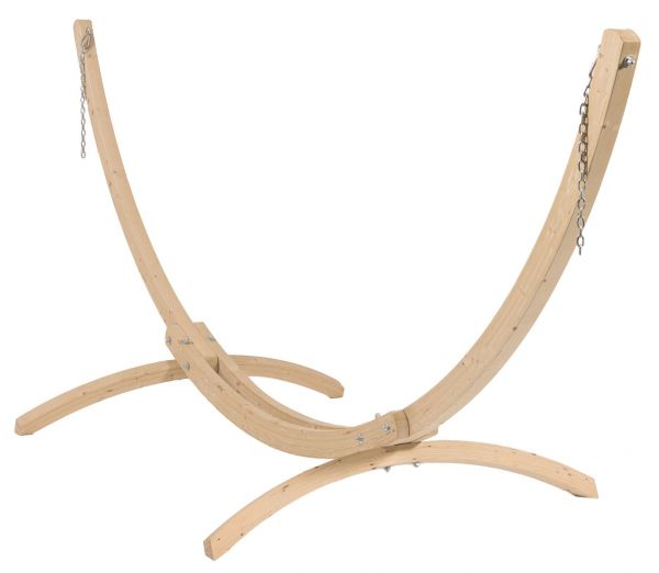 Soporte de Hamaca Doble Wood