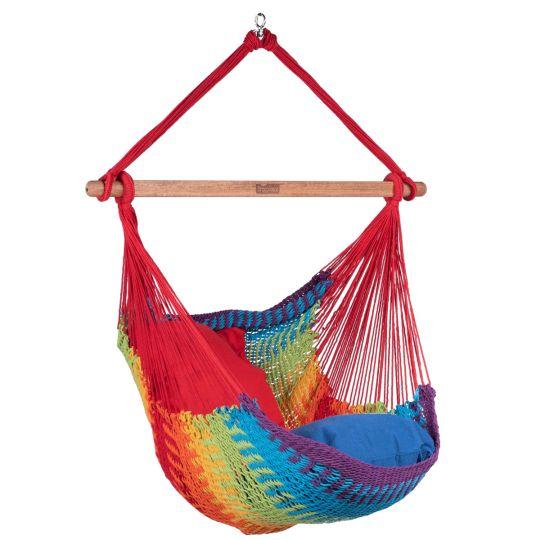 Hamaca-silla Individual Mexico Rainbow