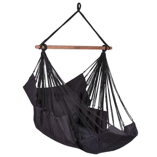 Hamaca-silla Individual Sereno Black