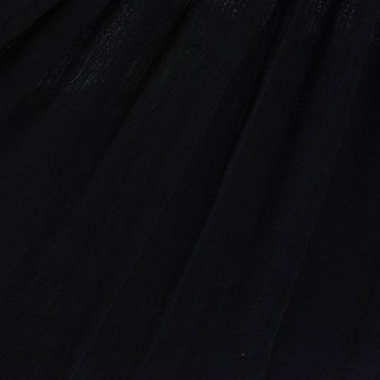 Plaid Luxe Black