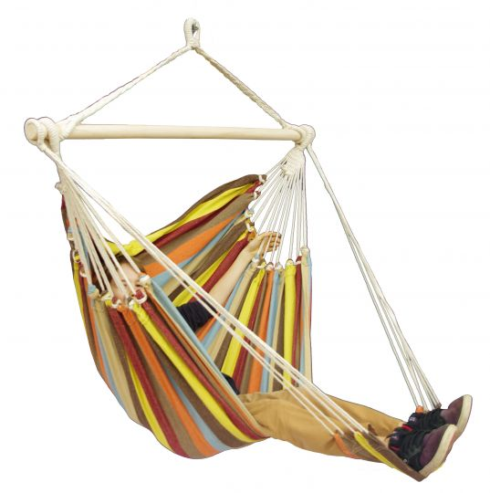 Hamaca-silla Individual Tropical Autumn Lounge