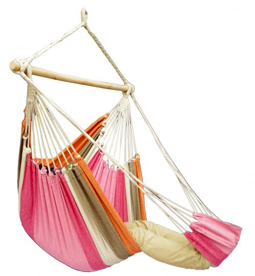 Hamaca-silla Individual Tropical Lychee Lounge