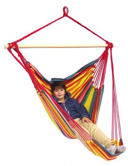 Hamaca-silla Individual Tropical Sunny Lounge